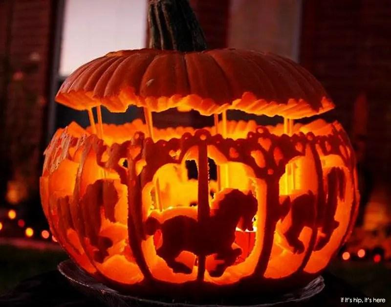 karyn poplin carousel pumpkin IIHIH