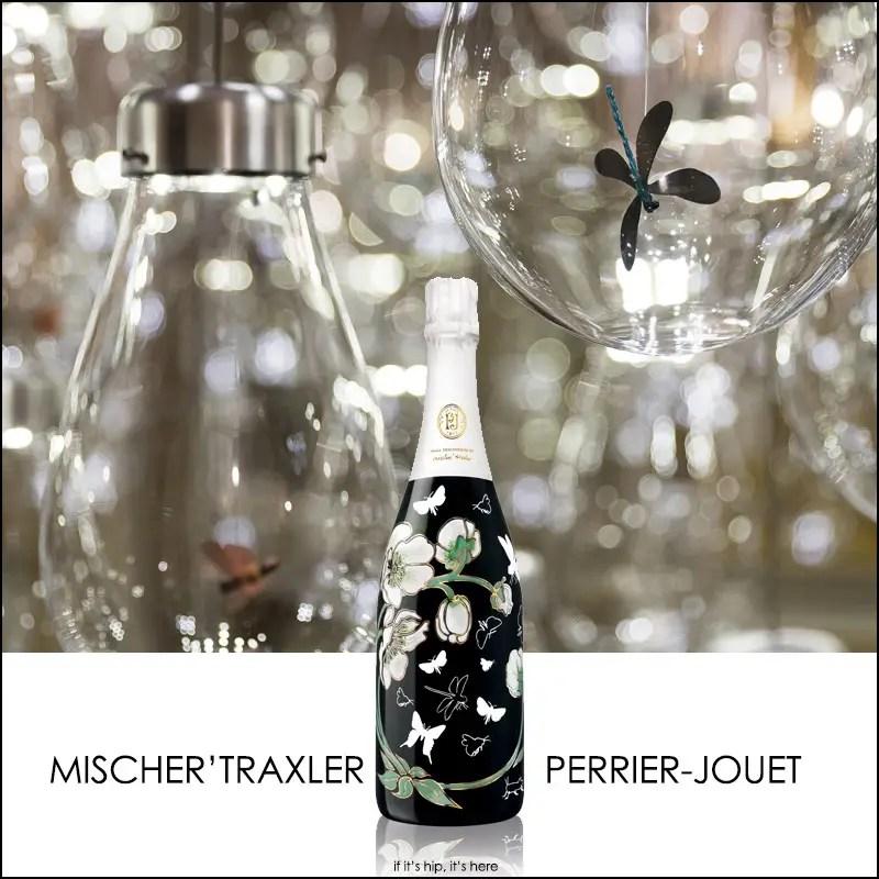 mischer'traxler studio for perrier jouet