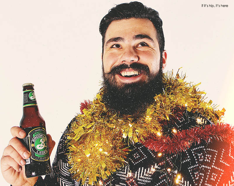 CRAFT BEER advent calendar brooklyn beer