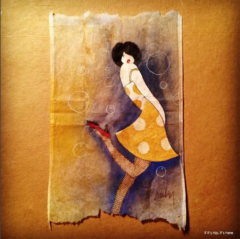 ruby silvious art