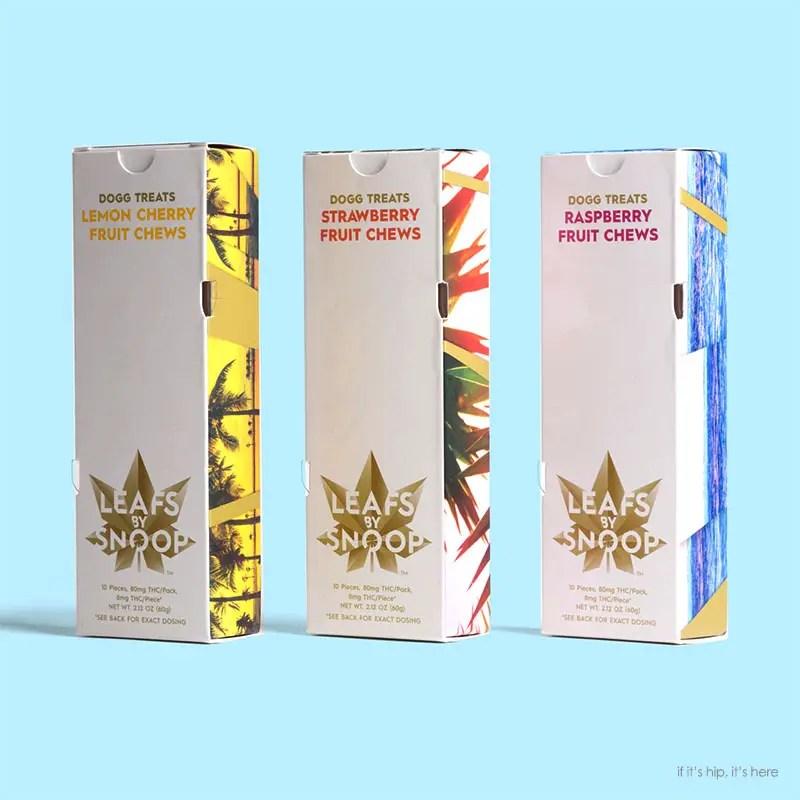 LBS Packaging fruit chews