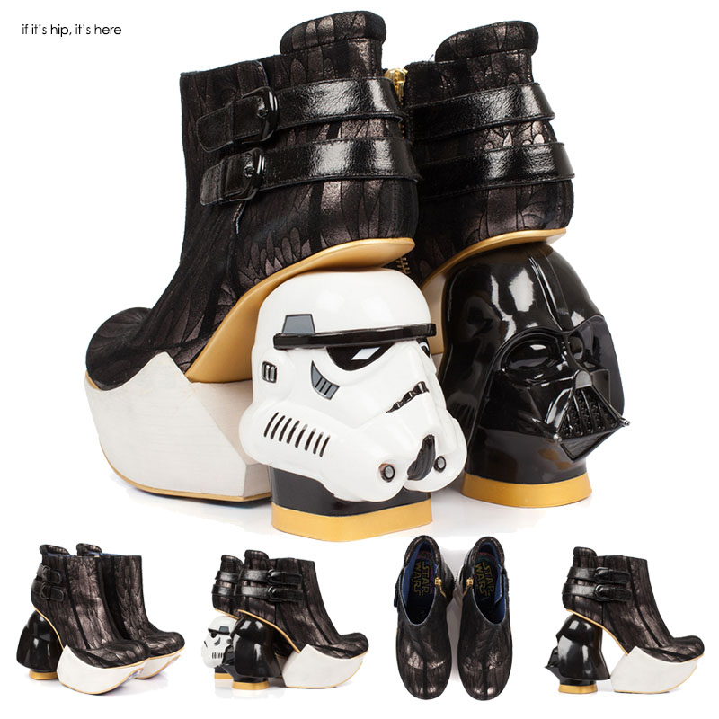 Star Wars Death Star Ankle Boots