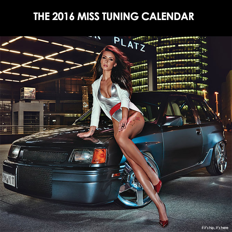 2016 Miss Tuning Calendar