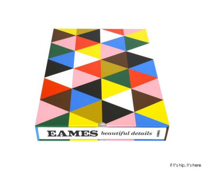 Eames Beautiful Details Hardcover book
