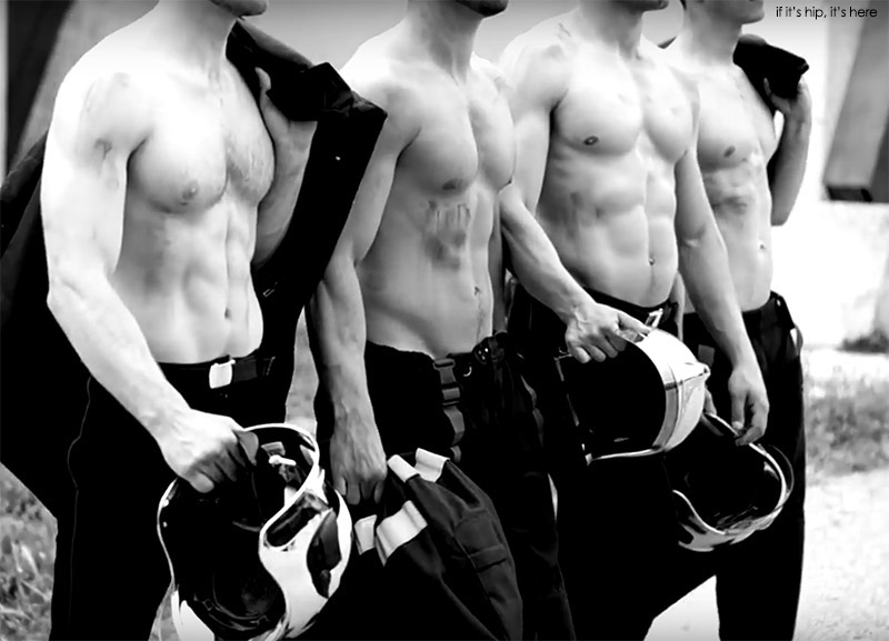 Firemen Without Borders 2016 Calendar