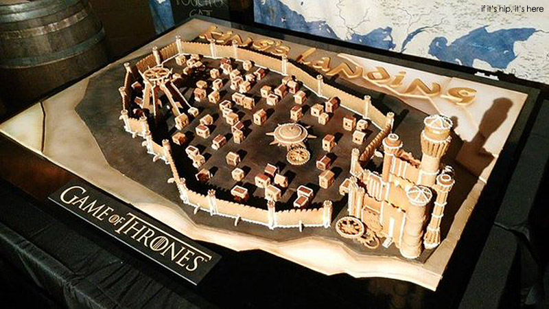 the 10 most impressive tv movie inspired gingerbread. Black Bedroom Furniture Sets. Home Design Ideas