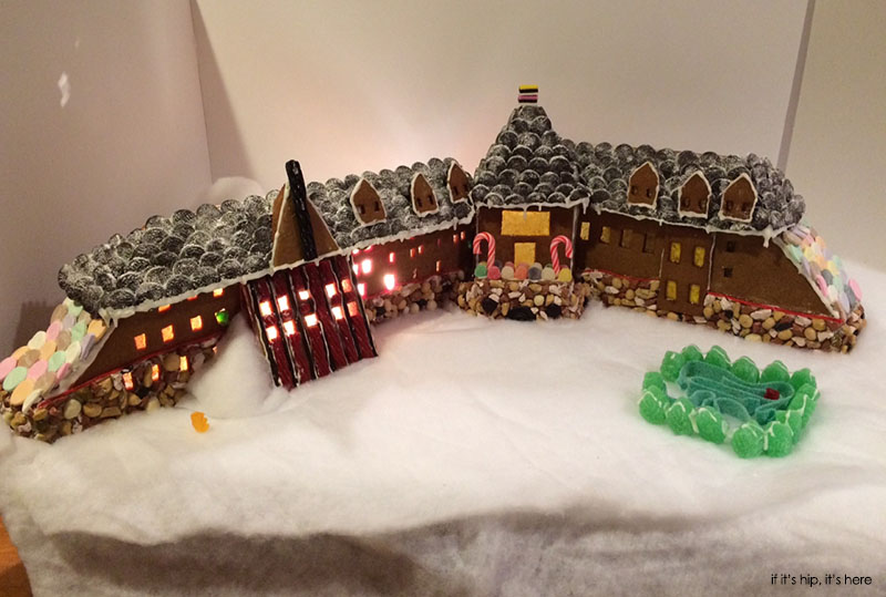 The 10 Most Impressive Tv Amp Movie Inspired Gingerbread