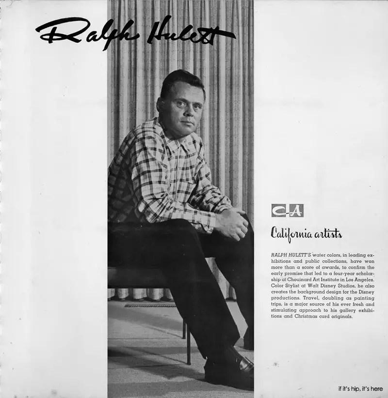 Ralph Hulett AC artist info