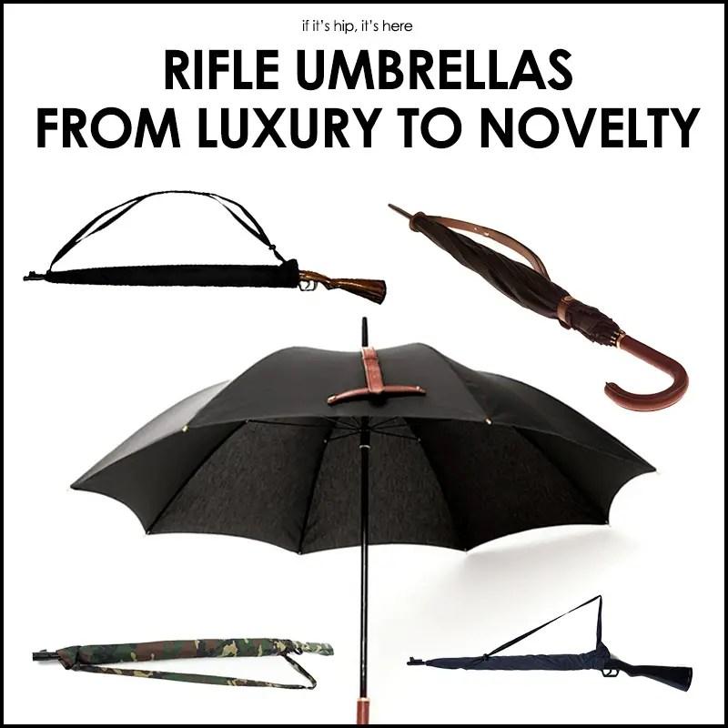 Rifle Umbrellas