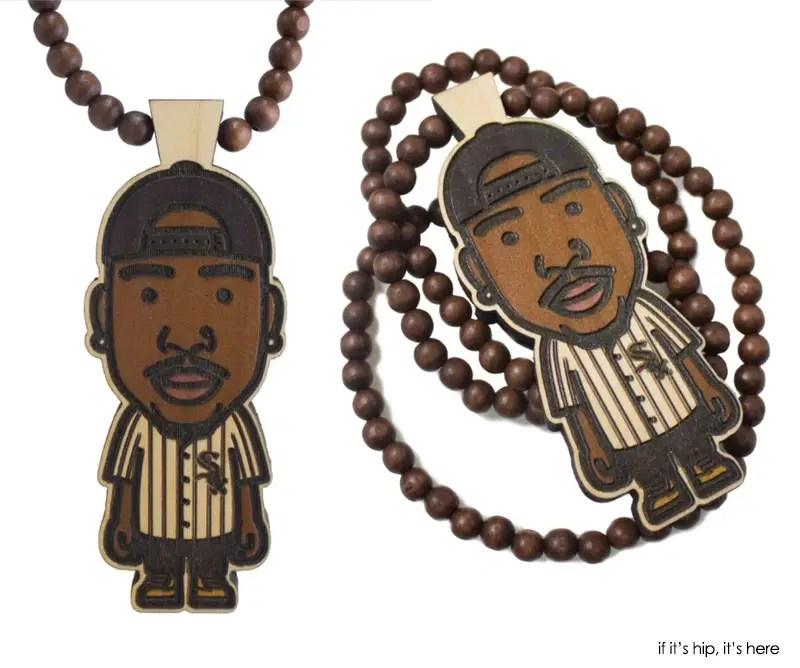 Tupac II necklace IIHIH