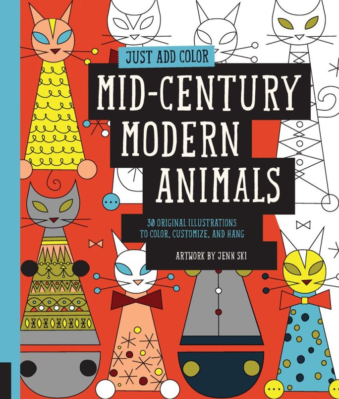 Gift guide for mid century modern design lovers if it 39 s - Mid century modern gifts ...