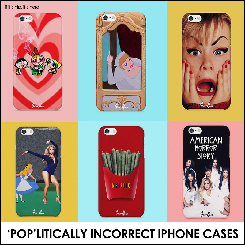 poplitically incorrect iphone cases
