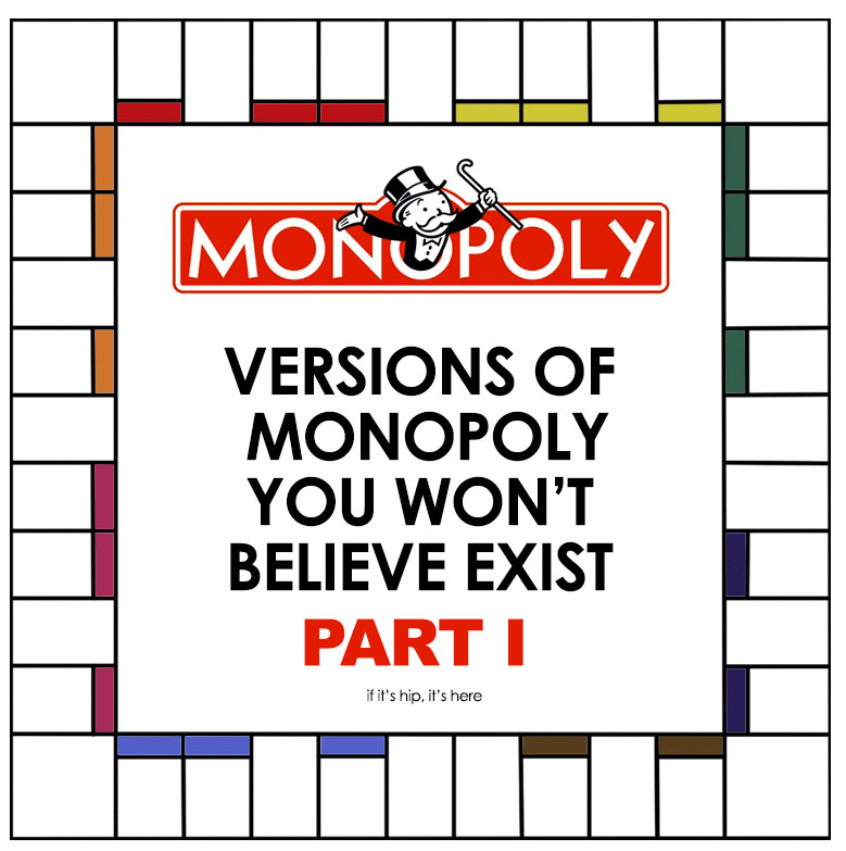 versions of monopoly part 1