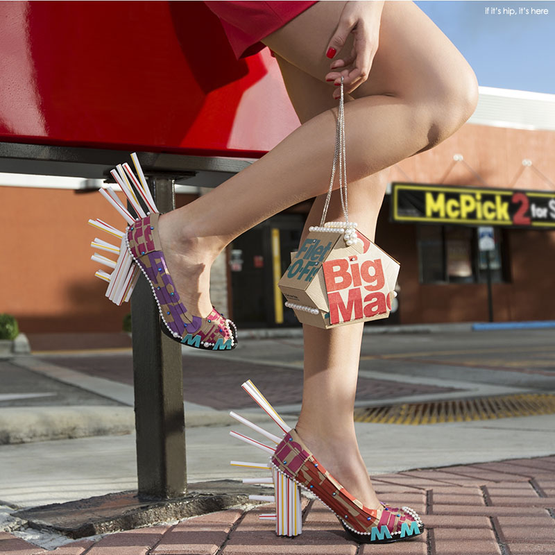 McDonalds-Packaging-2016-shoes and purse