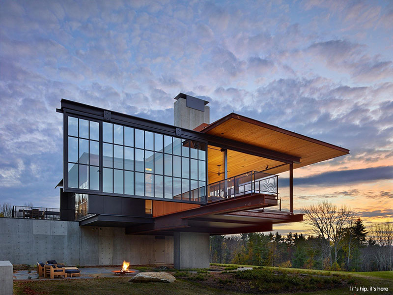 Olson Kundig Berkshire residence