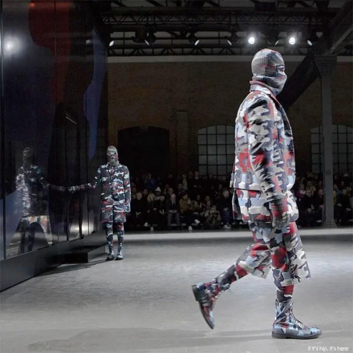 moncler runway show milan