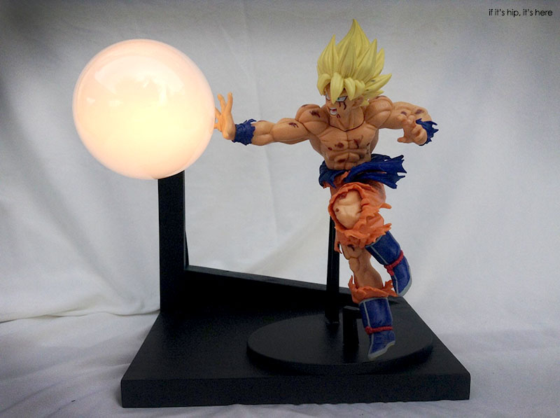 Dragon Ball Z Lamps Etsy User LitUpInteriorDesign
