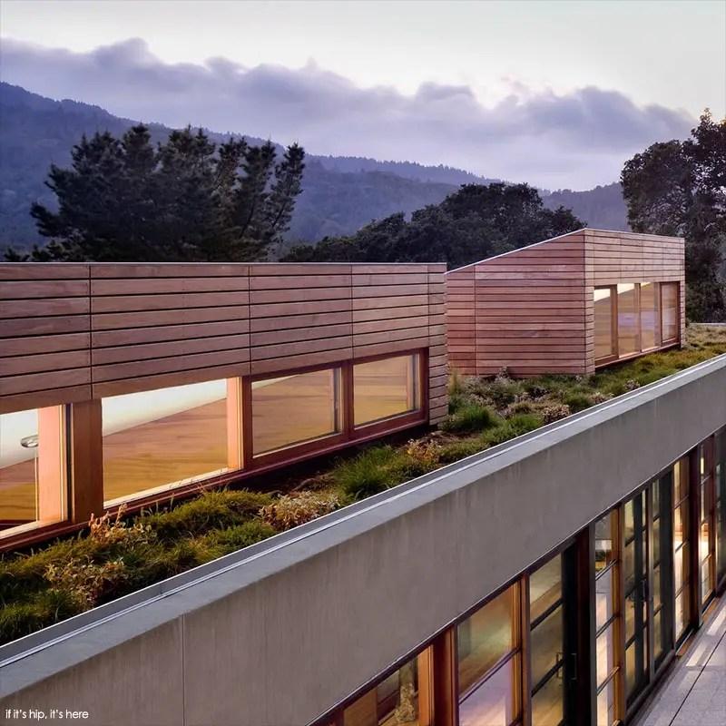living roof kentfield residence
