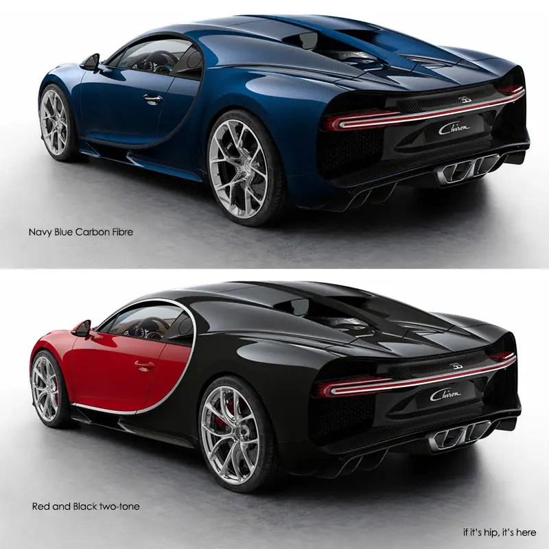 Bugatti Chiron Specs: The Bugatti Chiron Unveiled: Beast, Beauty And Balls On