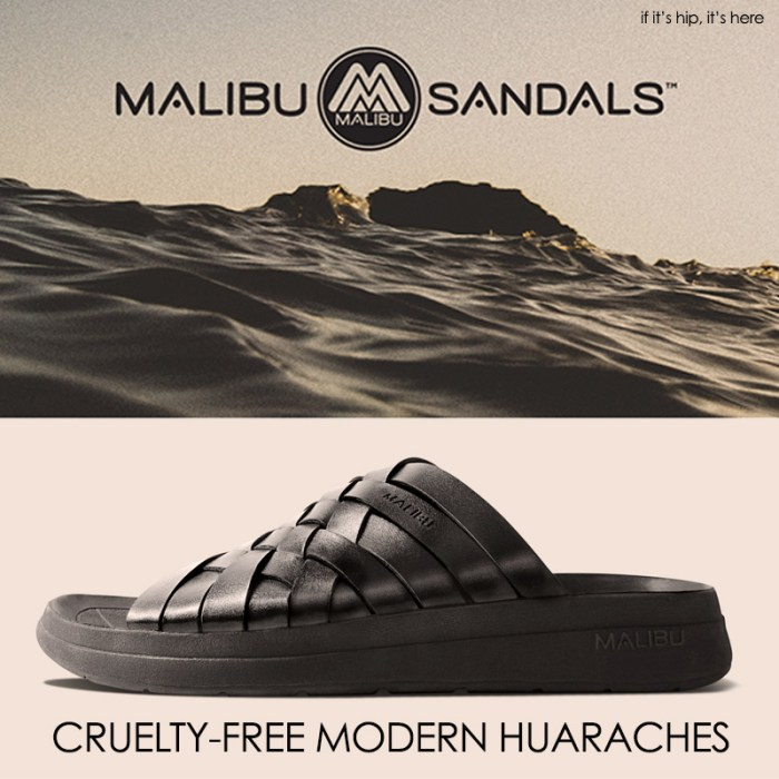 Malibu Sandals Modern Huaraches