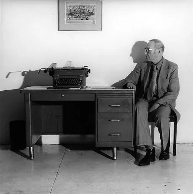 William Burroughs, 1979