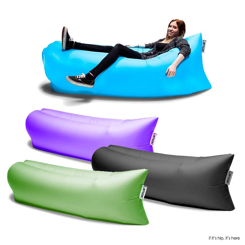Air Sofa Rental: The Lamzac Hangout Inflatable Lounge Is Selling Like
