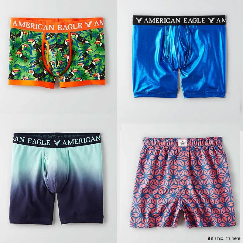 American Eagle Jumps On The Real Body Bandwagon With Aerieman Undies