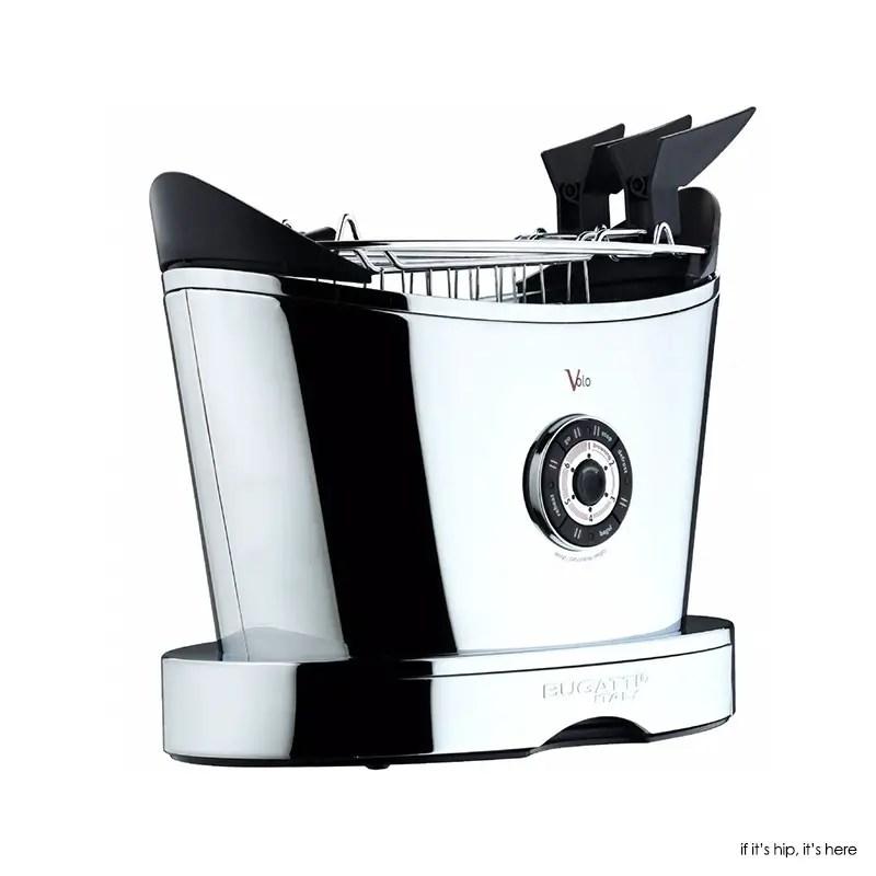 Exceptional BUGATTI Volo Toaster