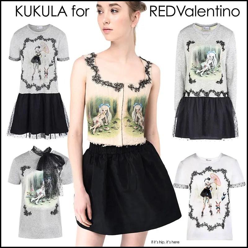 Kukula for RedValentino