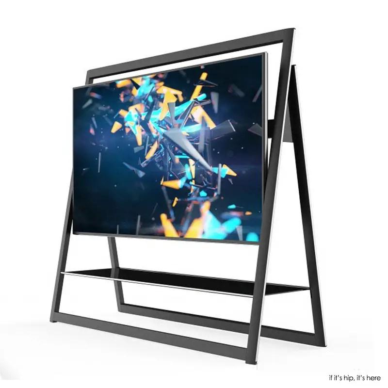 Swing 65 inch UHD TV by Vestel ID Team