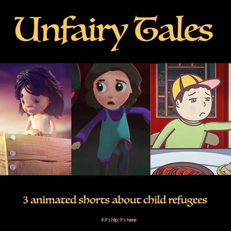 UNICEF unfairy tales