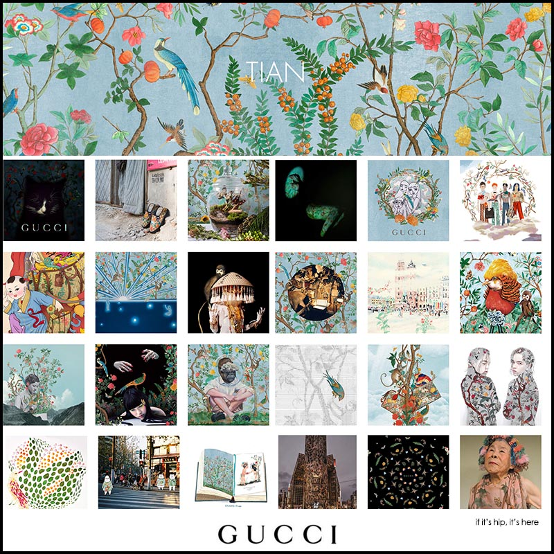 artists remix gucci Tian if it's hip it's here