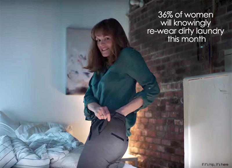 organic balance ad campaign gets real women