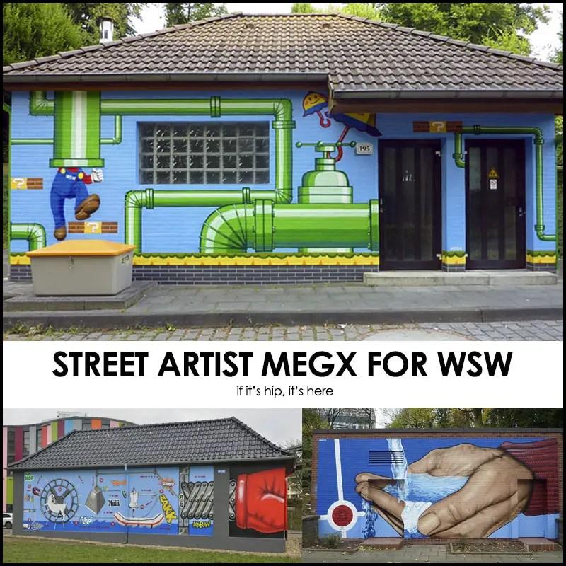 MEGX for Wuppertal Stadtwerke