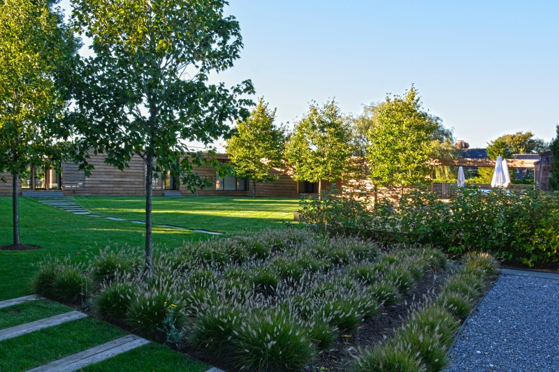 landscaping at Mothersill home3