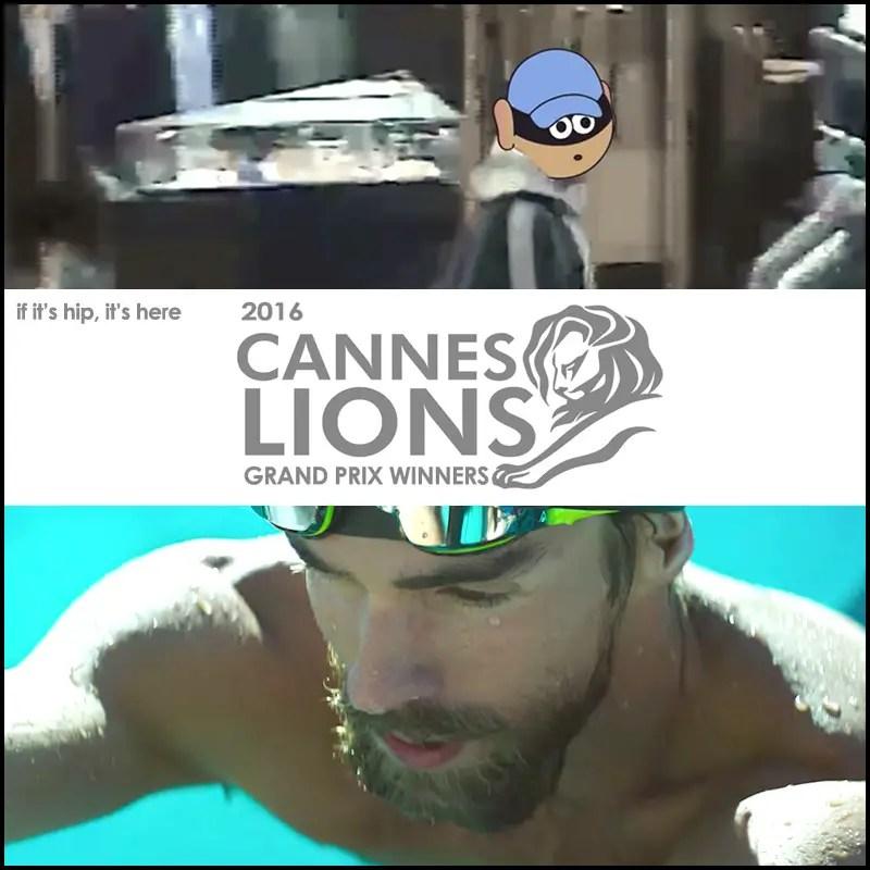 2016 Cannes Lions Grand Prix Winners