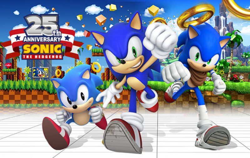 The Evolution Of Sonic The Hedgehog Over 25 Years If It S Hip It S Here