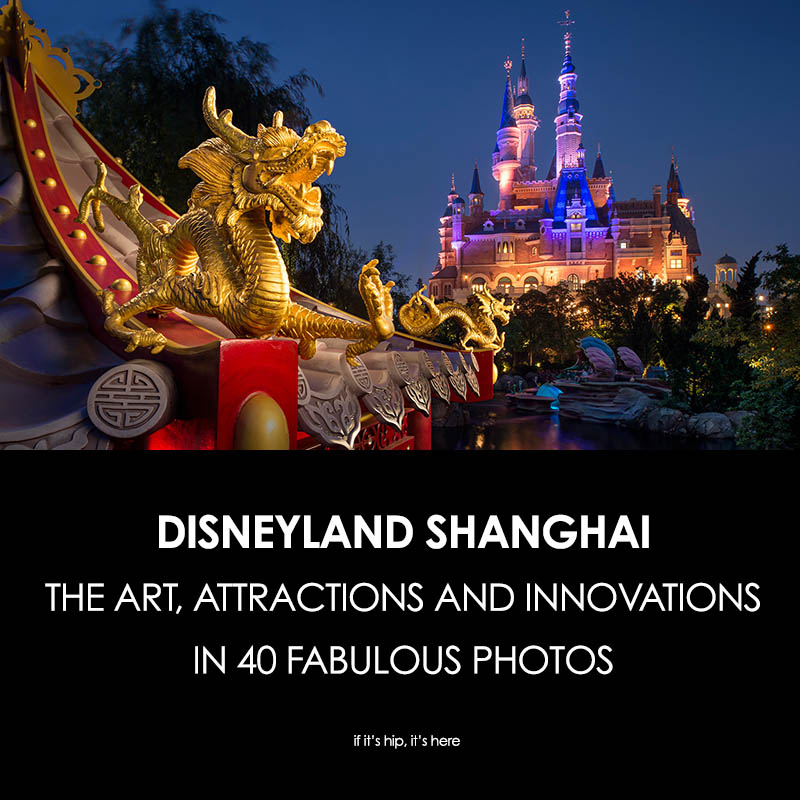 The Art of Disneyland Shanghai