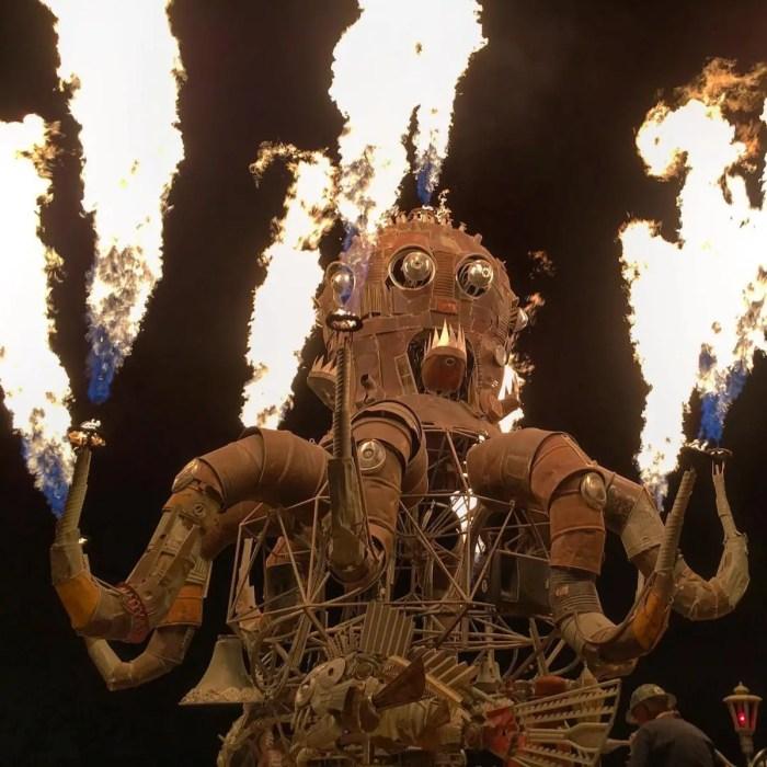 El Pulpo Mecanico by Duane Flatmo and Jerry Kunkel
