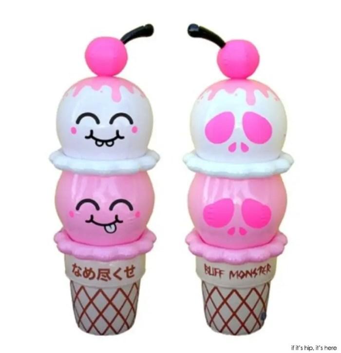 buffmonster ice cream cone