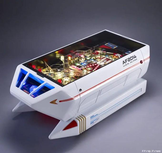 Star Trek Shuttle Coffee Table