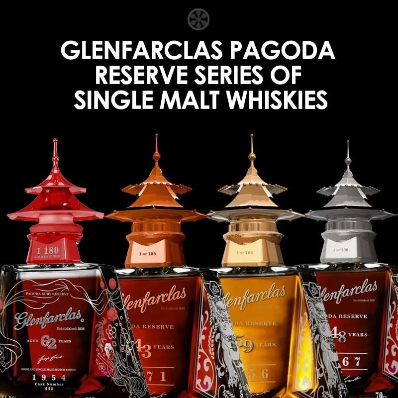 Glenfarclas Pagoda Reserve Single Malt Whiskies