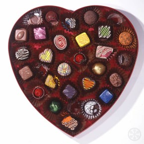 Valentine Chocolates That Will Last A Lifetime.