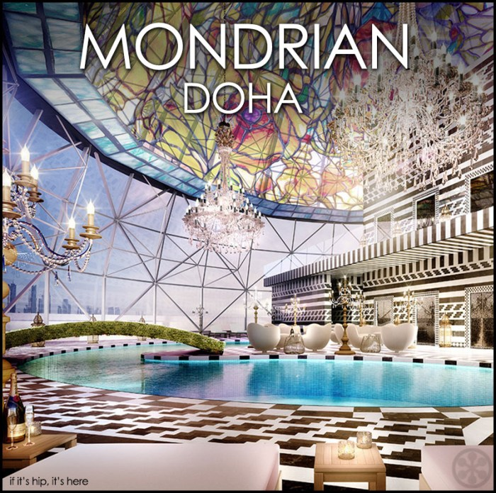 Marcel Wanders Mondrian DOHA