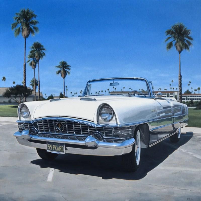 1955 Packard by Danny Heller