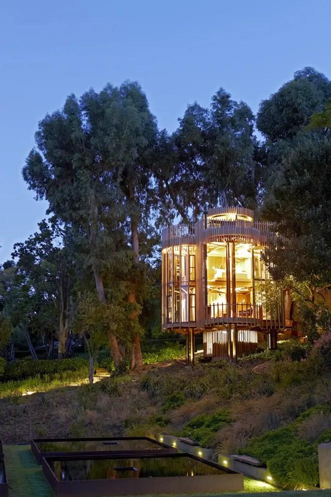 TIAAN Barrel Bird House