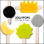 New Jollypops from Product Invention Studio March.