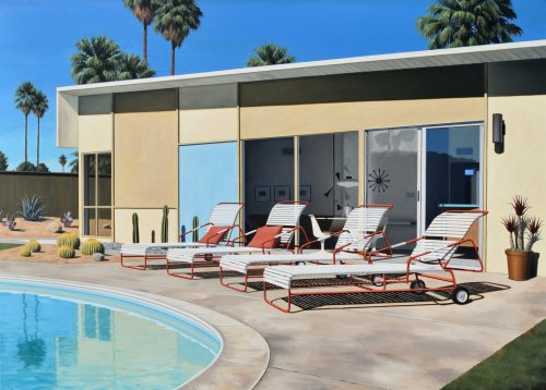 Read more about the article Modern Leisure: New Work from Artist Danny Heller
