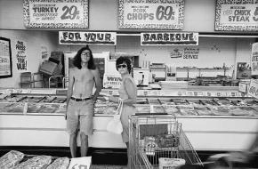 Mike Mandel's Good 70s Photos at SF MOMA