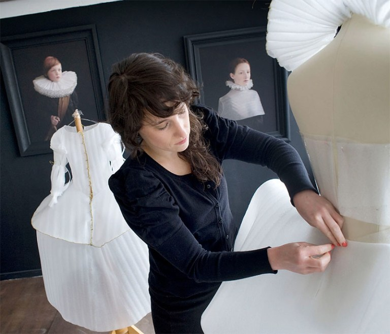 Suzanne Jongmans at work